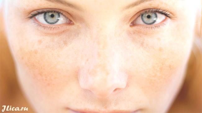 Маска отбеливающие лицо как отбелить лицо