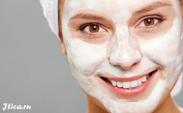 домашняя сметана для кожи лица рецепты масок