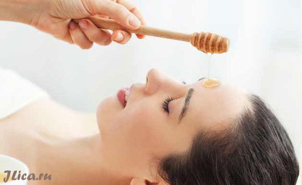 Домашние рецепты с медом для кожи лица, уход за лицом