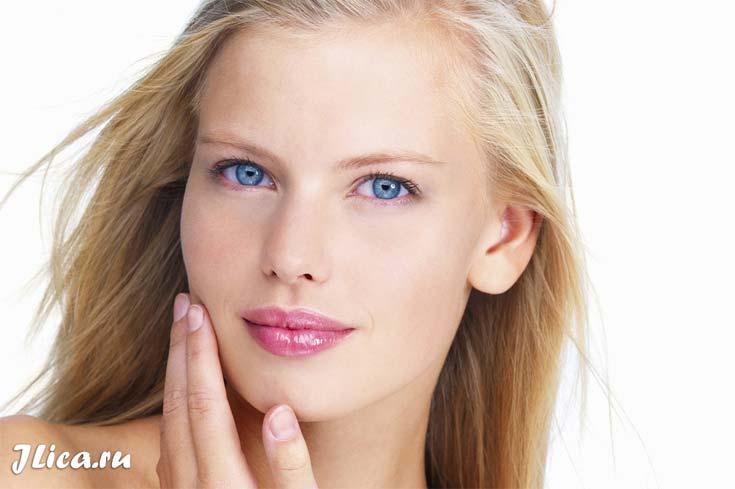 Увлажнить кожу лица в домашних условиях
