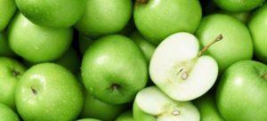 Домашняя маска для лица с аспирином и яблоком