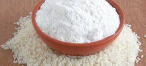 Домашняя маска с аспирином и рисовой мукой