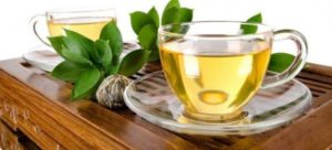 Маска для лица с аспирином и зеленым чаем