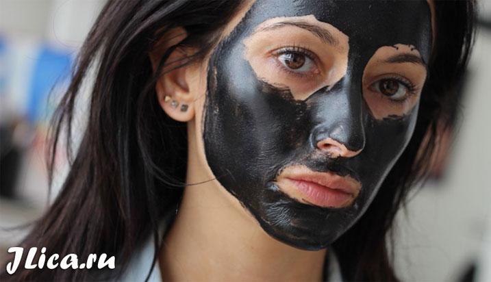 Черная маска от черных точек в домашних условиях отзывы