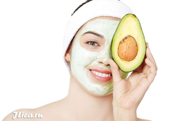 авокадо для кожи лица в домашних условиях