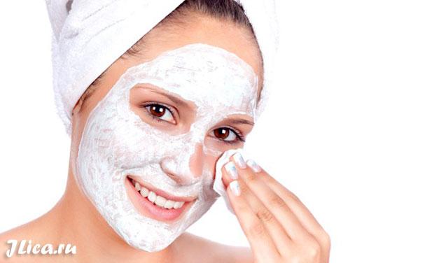 Маски из белой глины для кожи лица