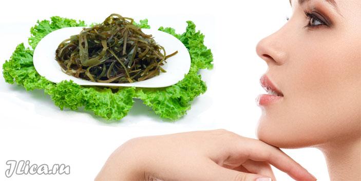 квашеная морская капуста для кожи лица рецепты