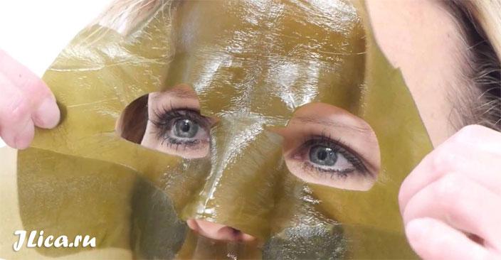 Ламинария для омоложения кожи лица отзывы