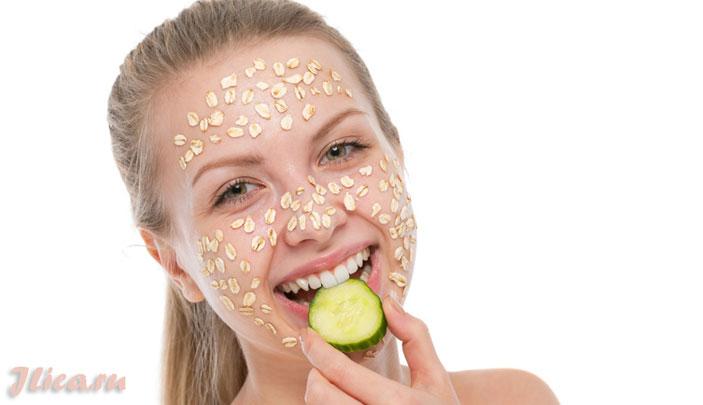 маски для кожи лица из овсянки домашние рецепты