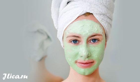 маски с глиной, рецепты для лица в домашних условиях