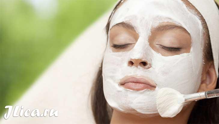 Домашний йогурт для лица маски для кожи