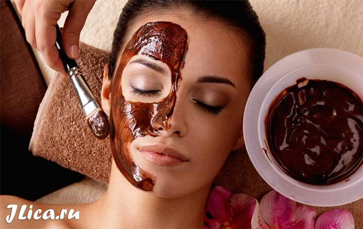 Шоколад для лица отзывы польза применение