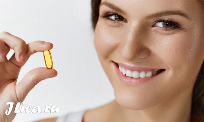 Витамин е в капсулах для кожи лица отзывы польза