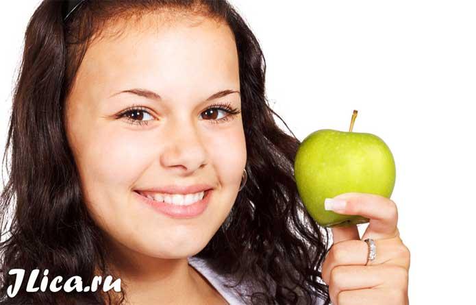 Рецепты яблочных масок для лица фото отзывы