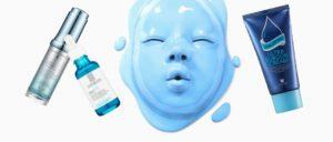 Косметика с гиалуроновой кислотой