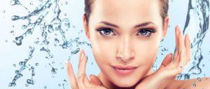 Увлажнение кожи лица гиалуроновой кислотой