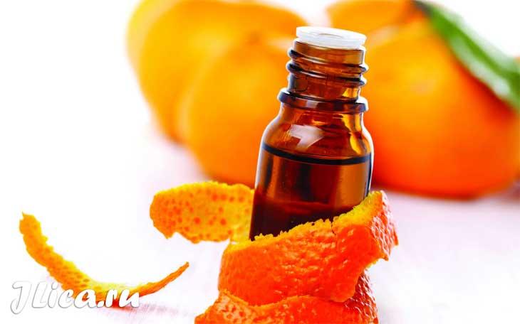 Эфирное масло апельсина для кожи лица маски применение
