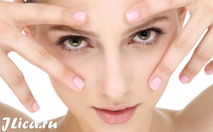 маски для кожи вокруг глаз рецепты от отеков