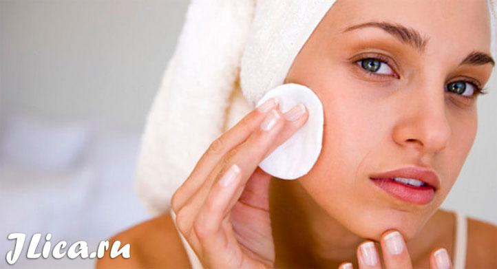 Домашний очищающий лосьон для лица рецепт для кожи