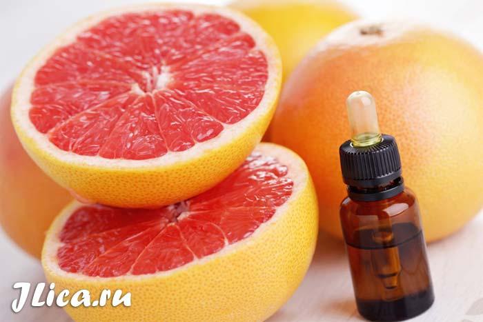 Эфирное масло грейпфрута для лица маски рецепты