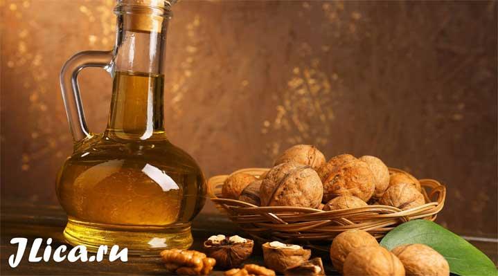 Грецкое масло для лица свойства применение отзывы