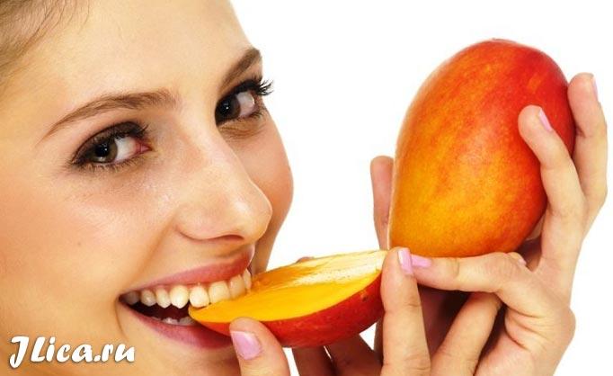 Маска из манго для лица рецепты отзывы