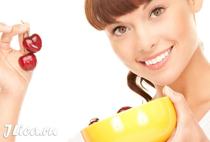 Маска из вишни для лица рецепты для кожи