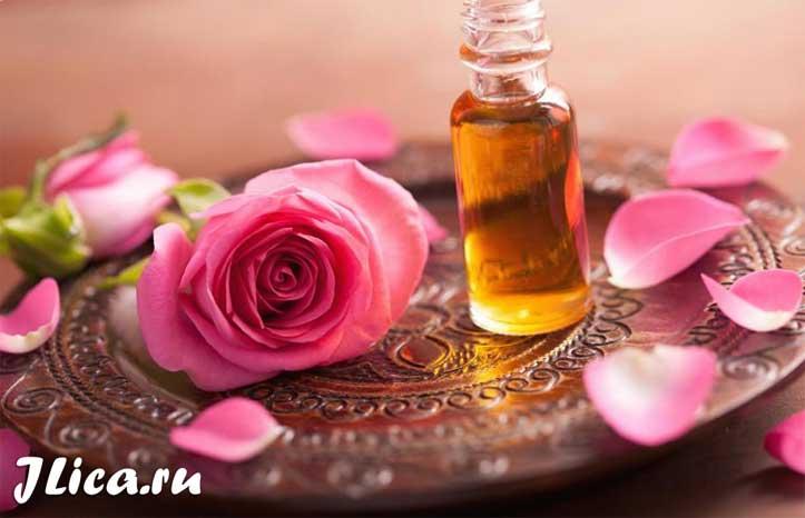 Эфирное масло розы для лица рецепты масок