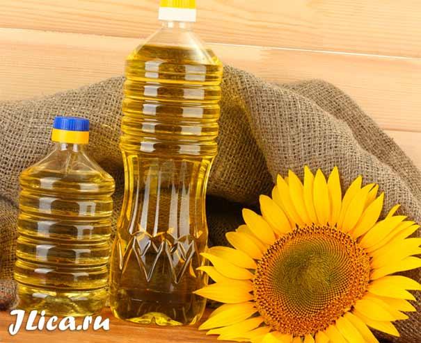 Подсолнечное масло для лица в домашних условиях на ночь маски