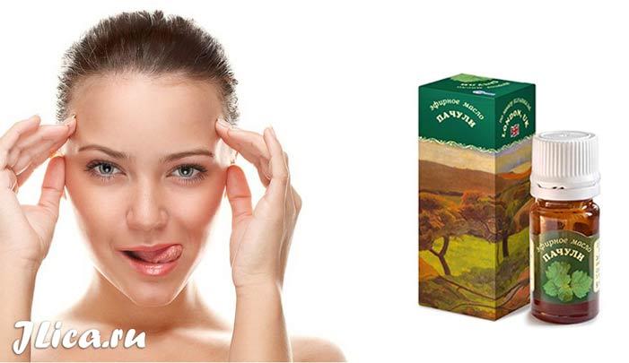 Эфирное масло пачули для лица свойства маски
