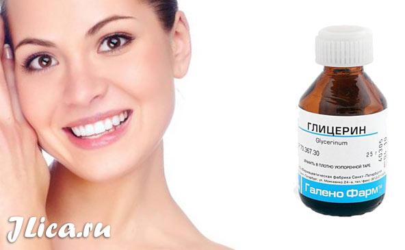 Маска для лица с глицерином в витамином е