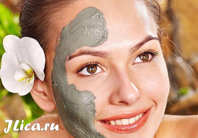 Применение серой глины для лица рецепты масок