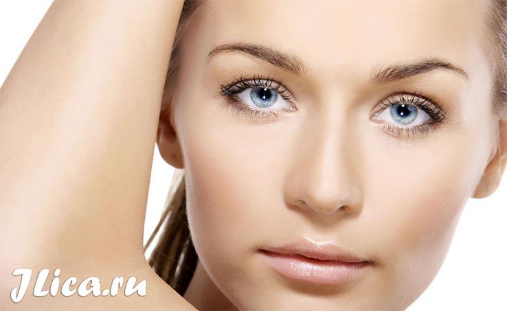 Улучшение цвета лица цвет кожи средства рецепты