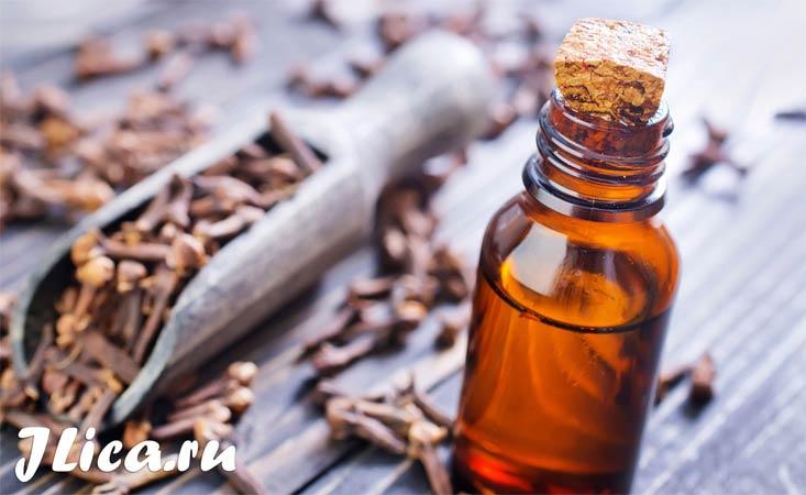гвоздичное масло для кожи лица рецепты
