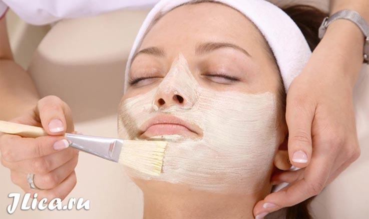 химический пилинг кожи лица в домашних условиях