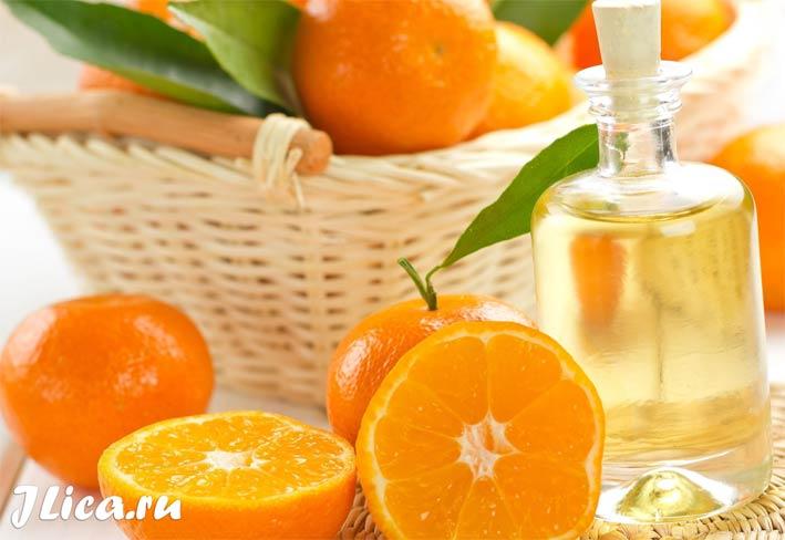 Маска для лица с маслом мандарина рецепты отзывы