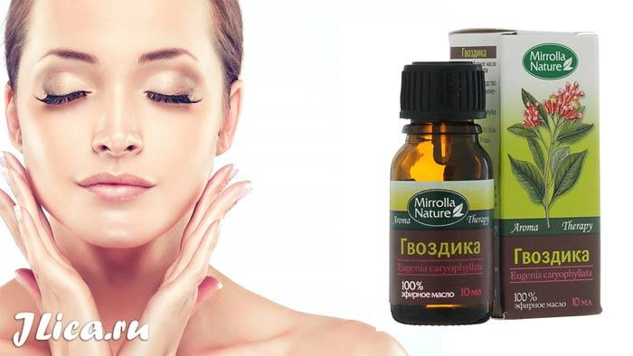 Применение гвоздичного масла для лица свойства рецепты