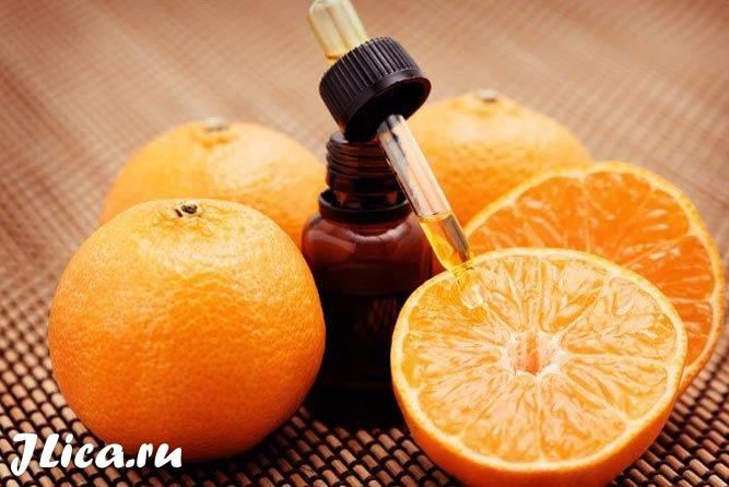 масло мандарина для кожи лица