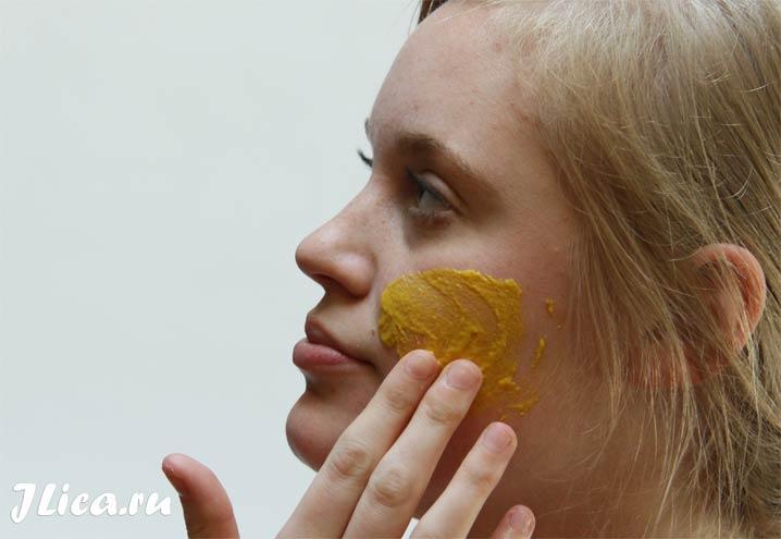 маска для лица из горчицы в домашних условиях рецепты