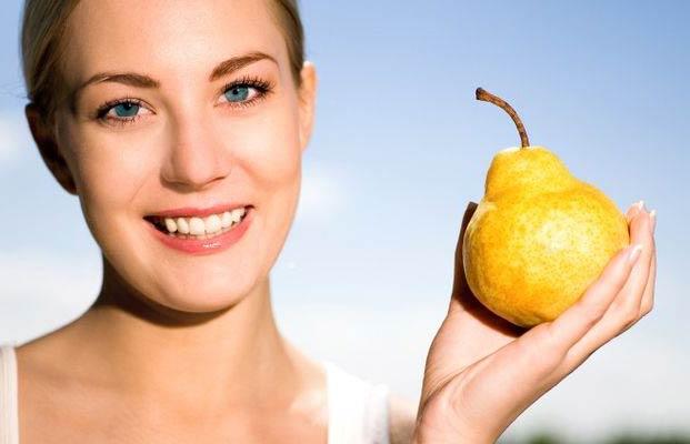 Груша для кожи лица полезные свойства