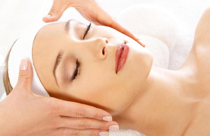 Лимфодренажный массаж лица молодая кожа