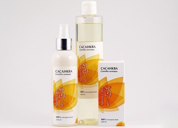 Органическое масло сасанквы применение полезные свойства отзывы