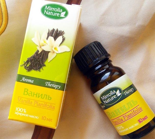 Эфирное масло ванили для кожи отзывы косметологов