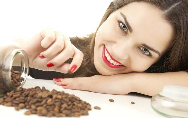 Маска для тонуса лица в домашних условиях кофе