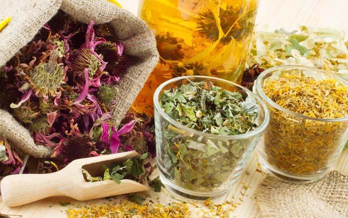 отвары трав для лица омолаживающие рецепты