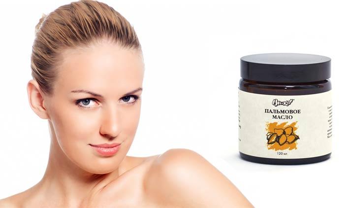 Пальмовое масло для кожи свойства крем