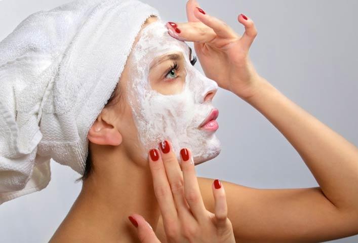 Подсушить кожу лица в домашних условиях рецепты масок
