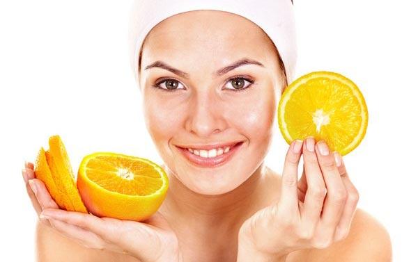 Польза апельсина для кожи лица