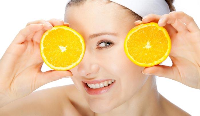 Апельсин для лица как применять