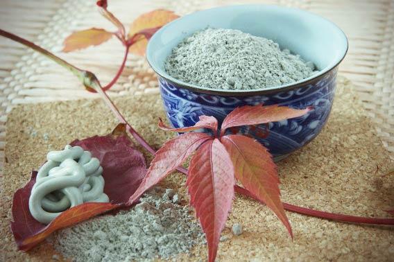 Рецепт маски с голубой глиной для регенерации кожи